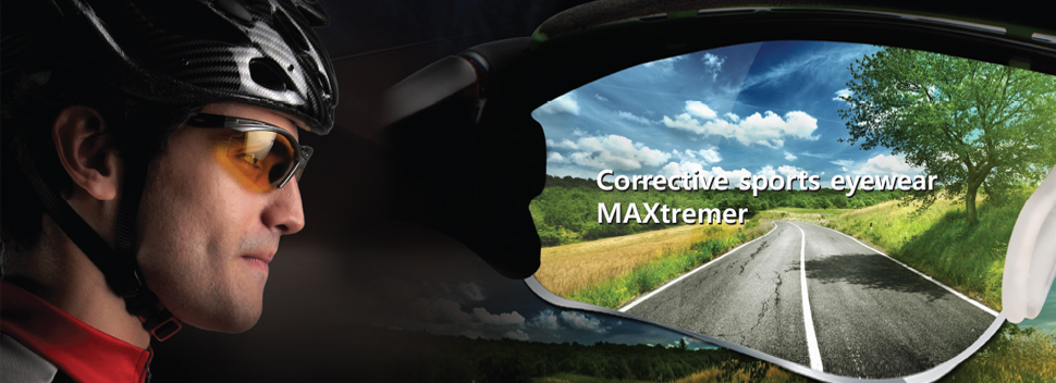 시력보정용 스포츠 아이웨어 MAXtremer
