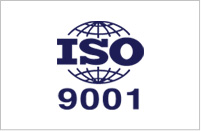 - Product of the International Organization for Standardization (ISO)